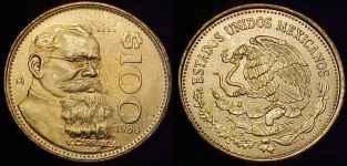 Mexico Coins And More Mexico 100 To 5 000 Pesos